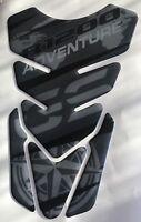 Paraserbatoio BMW R1200 GS Adventure TRIPLE BLACK resinato R1200GS Tank Pad moto