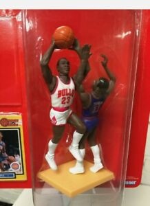 1989 Starting Lineup One on One 🔥Michael Jordan + Isiah Thomas Figure-No Jordan