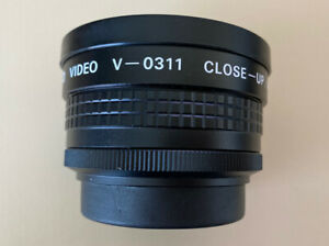 AMBICO Video V-0311 Close-Up Wide View Lens - Mounts 58mm