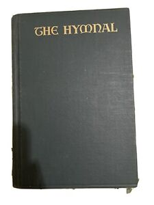 Vintage Antique Presbyterian church The Hymnal 1962 hardcover nice condition