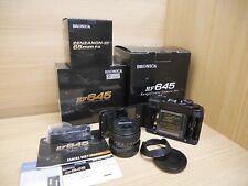 *Unused in Box* Zenza Bronica RF645 Rangefinder Medium Format Camera w/ 65mm F/4