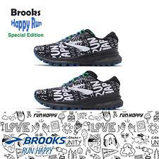 Brooks Adrenaline GTS 20 Happy Run Black White Men Women Running Shoes Pick 1