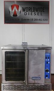 Imperial Convention Oven. Model 1CU-1. S/N: 02034503