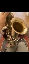 1920s King C Melody Saxophone