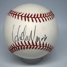 Hideo Nomo signed Rawlings ONL Baseball JSA COA Dodgers vintage auto A347