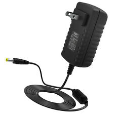 HQRP AC Adapter for Boss Dr. Beat, eBand, Heavy Metal Series Musical Eqipments