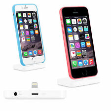 Lightning Dock Charging Sync Station For iPhone 7 6S Plus 6S 6 5S 5 SE 5C