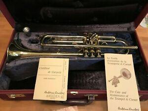 Antoine Courtois Prestige 312L Trumpet - Excellent Condition