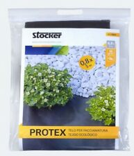 Mesh Textile Black anti Herbs and Weeds Biodegradable Stocker 2 7/12x16 5/12ft