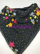 � Special Needs Disabled Dribble Bib Bandana Teen Dog Medium � Rainbow Stars �