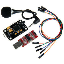 Geeetech Voice Recognition Module microphone USB to RS232 TTL Converter