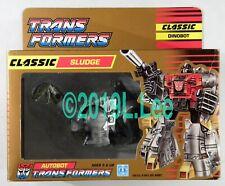 Hasbro Classics Transformers G1 c-8 Generation 1 Dinobot Sludge rare UK rare