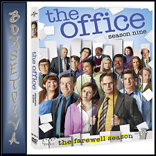 THE OFFICE AN AMERICAN WORKPLACE - COMPLETE SEASON 9  **BRAND NEW DVD**