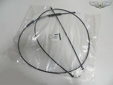 Jaguar XJ X350 New Genuine Bonnet Release Cable C2C34776