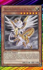 DRAGON HIERATIQUE DE TEFNUIT GAOV-FR022 Lumière Dragon Effet Niveau 6 YGO