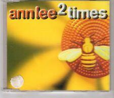 (HI401) Ann Lee, 2 Times - 1999 CD