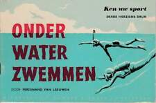 Boekje: Ken uw Sport - Onder water zwemmen