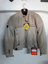 GIUBBOTTO JACKET GIACCA UOMO MOTO SCOOTER IXON FILTER 2 IN1 IMPERMEABILE TG.L