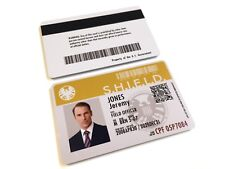 Marvel Agents Of SHIELD Avengers Custom Personalised ID Card Badge Prop