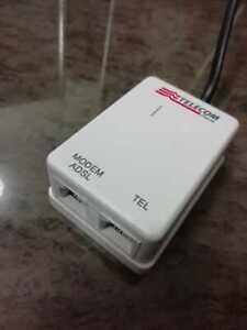"FILTRO ADSL TELECOM RRJ11 ""PLUS"""