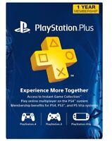 playstation plus 1 Year. PS Plus. Read Description