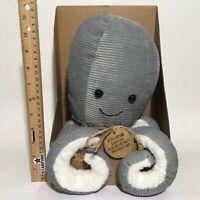 Little Toasties Zealand OCTOPUS Heat & Hug Plush Stuffed Animal Cute Doll See⭐️