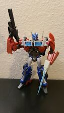 Transformers Prime Optimus Prime Voyager First Edition Tru exclusive