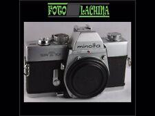 Minolta SRT  SR T 101 reflex meccanica   No 303 / XG/ X300 / 700