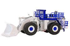 First Gear Komatsu WA900-3 Wheel Loader - White Diecast 1/50 MIB
