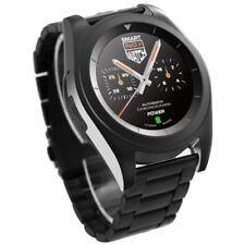 Smartwatch reloj digital inteligente bluetooth android Brigmton BWATCH-BT6 negro