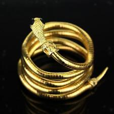 2pcs Fashion Punk Snake Upper Arm Cuff Armband Bangle Bracelet Jewelry