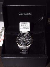 Citizen Attesa AT8040-57E Eco-Drive Titanium (NEW 100%)