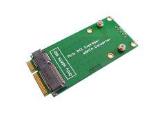 Adaptateur mSATA vers Mpcie mini PCIe - Pour Asus Eeeepc 900 900A 901