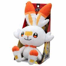 Takara Tomy Pocket Monsters Pokemon Nuigurumi #04 Scorbunny Soft Toy Plush