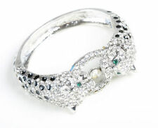Crystal Bracelet Vintage Costume Jewellery (1970s)