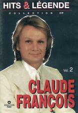 Claude François : Hits & Légende volume 2 (DVD)