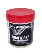 Disinfectant Smoke Fumite OPP Kills 99.9% of Viruses!