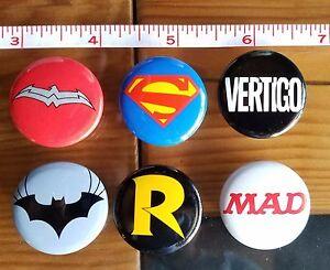DC Comics WonderCon Wonder Woman Movie Superman Batman Robin Pin  Gal Gadot