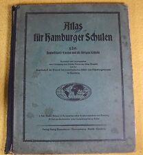 Atlas per hamburger scuole - 2. parte-Germania/Europa - 1932