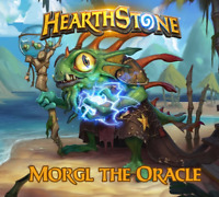 Morgl the Oracle - Hearthstone Alternative Shaman Hero (READ DESCRIPTION)