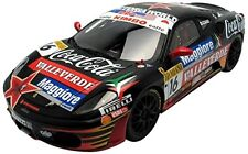 Ferrari F430 Challenge Team CDP Vallelunga 2007 D. Caso Elite Version Black 1:18