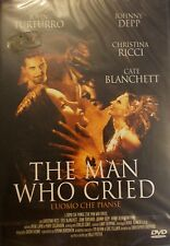 THE MAN WHO CRIED-L'UOMO CHE PIANSE (JOHNNY DEPP) DVD SIGILLATO