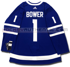 a1f4a6a0782 JOHNNY BOWER TORONTO MAPLE LEAFS HOME AUTHENTIC PRO ADIDAS NHL JERSEY