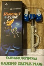 NEW RATCHET & CLANK OMNI-WRENCH PEN (LOOT CRATE EXCLUSIVE) INSOMNIAC