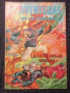 1959 VENTURAS DE LA VIDA REAL #43 VG Spanish Comic Book