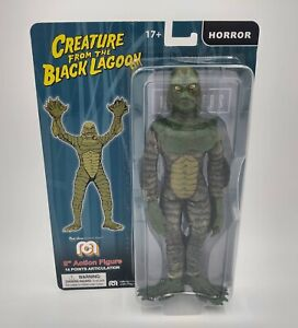 """Creature From the Black Lagoon 8"""" MEGO Action Figure Horror Dark green variant"""