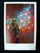 KELLY FREAS CLASSICS OF SCI FI PRINT SINS OF THE FATHER