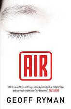 Good, Air, Geoff Ryman, Book