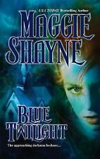 Blue Twilight by Maggie Shayne (2005, Paperback) ~GOOD CONDITION~