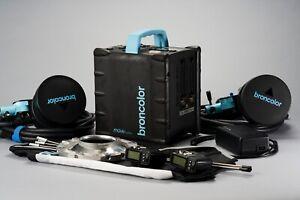 Broncolor Move 1200 L / Upgraded Kit / RFS 2.2 /2x MobiLED 1200w